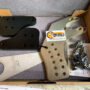 complete kit includes instructions and drill tool template